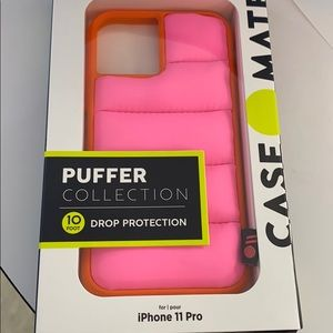 CaseMate IPhone 11 Pro Case Puffer Collection